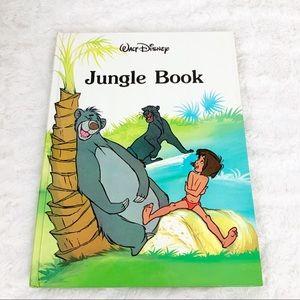 Walt Disney The Jungle Book 1986 hardback book